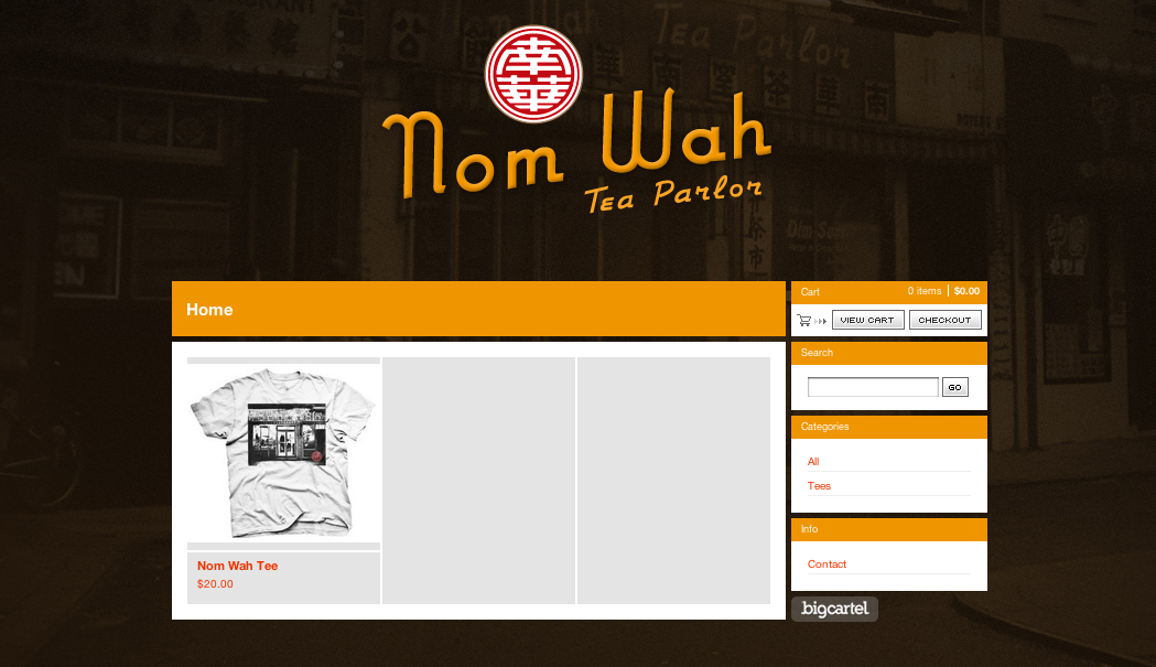 Nom Wah Store