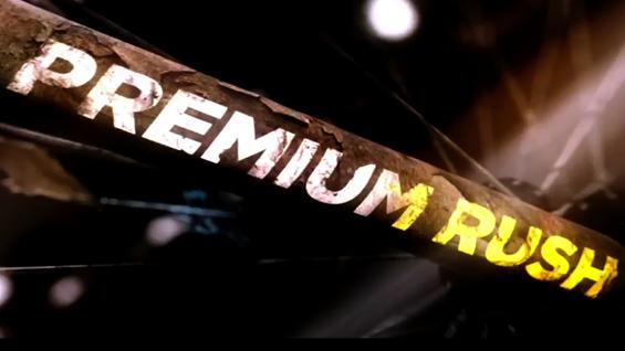 'Premium Rush' starring Joseph Gordon-Levitt