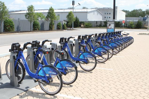 Citibikes galore!