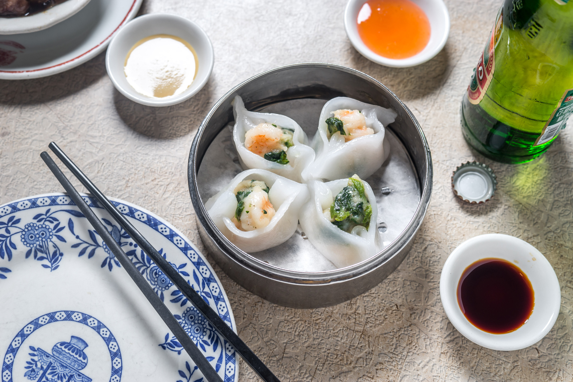 Nom Wah: serving dim sum and dumplings since 1920