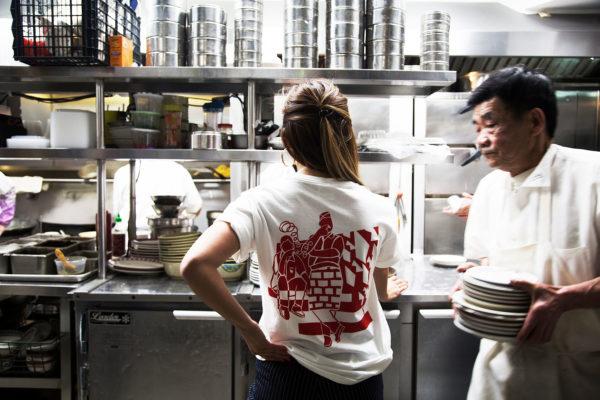 OG Chef T-Shirt (Nom Wah x Adam Lucas)