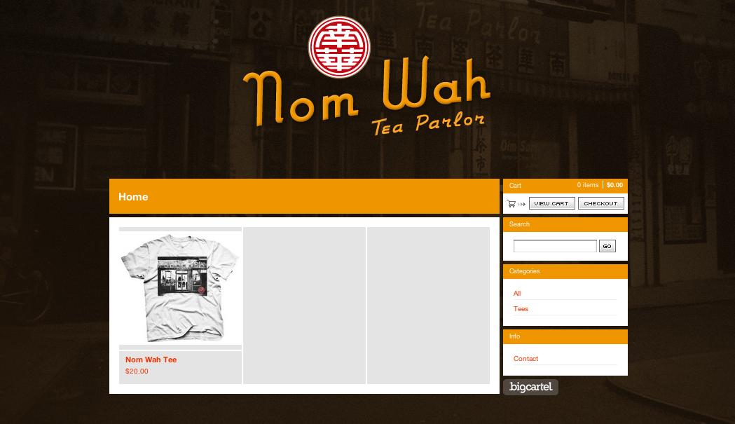 Nom Wah Store