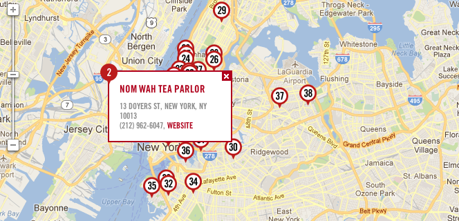 Nom Wah on the Eater map!