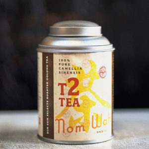 Roasted oolong tea (tie guan yin)
