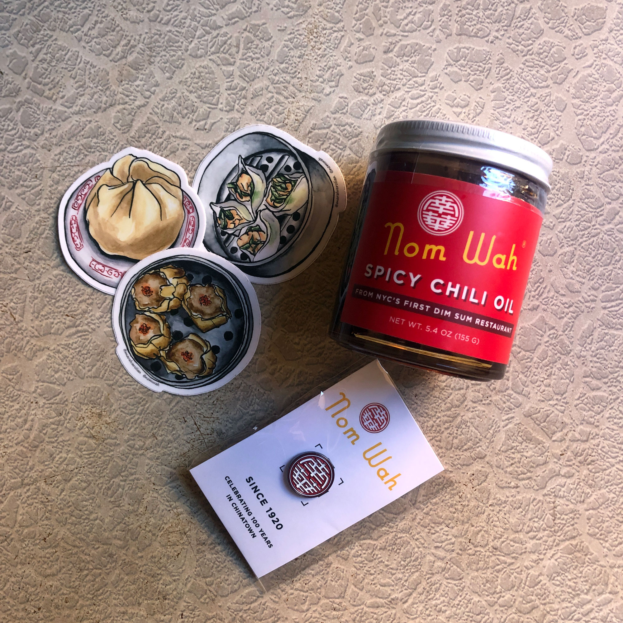 Chili oil swag pack