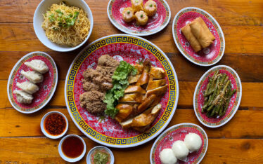 Lunar New Year dinner available at Nom Wah Nolita for the Year of the Ox